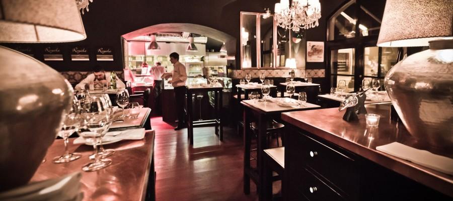 Recenze zdenek s oyster bar foodology for Food and bar jine forbach