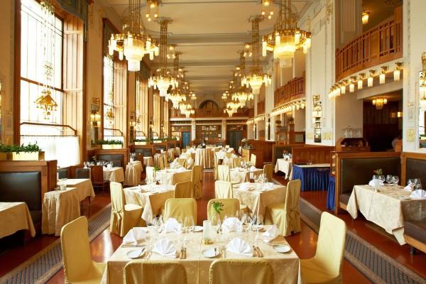 Francouzská restaurace Obecního domu