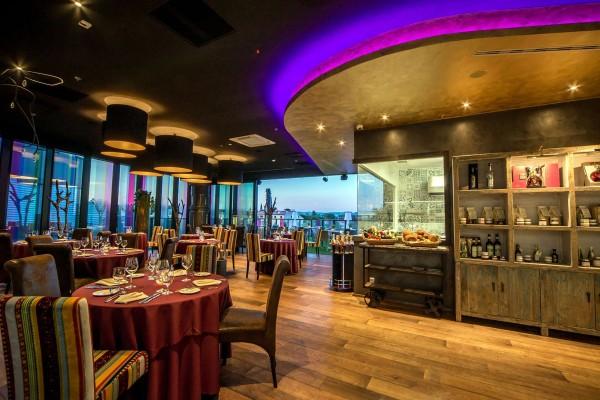 Olomoucká restaurace Atmosphere