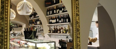 Sabores Tapas & vinos