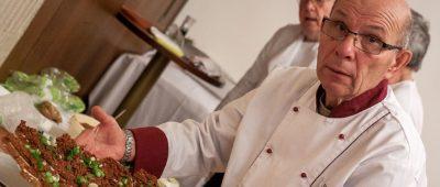 Stará garda mistrů kuchařů